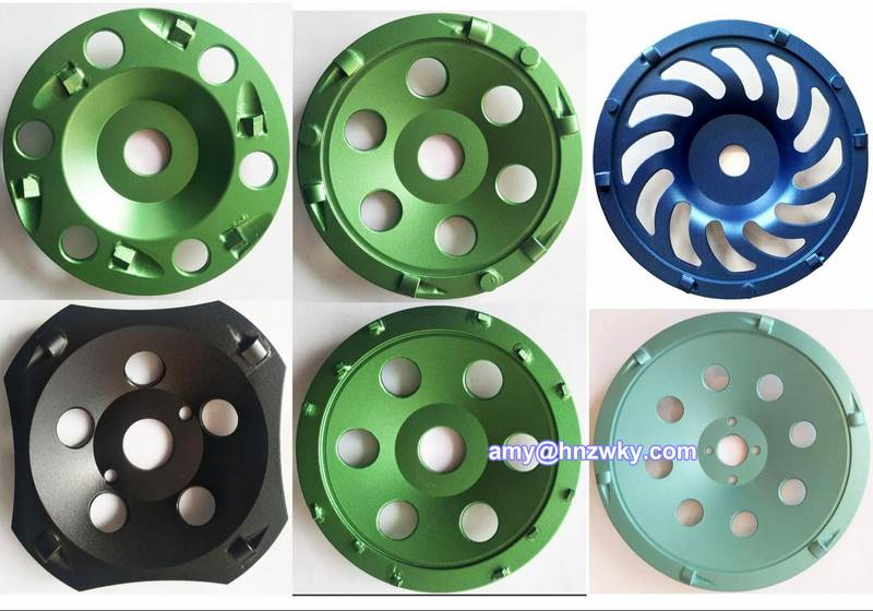 made in china Diamond Cup Grinding Wheel