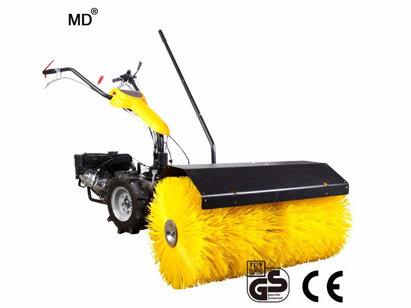 power road sweeper Dust