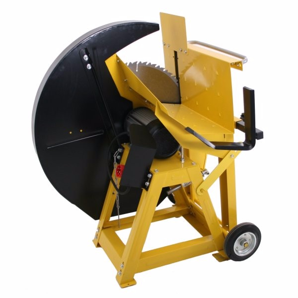 Good Manufacturer log cutting saw