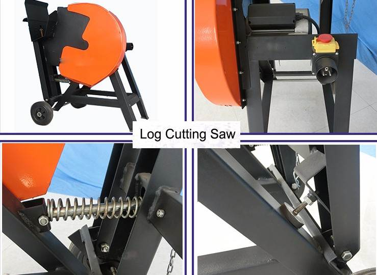 log cutting saw Factory Price