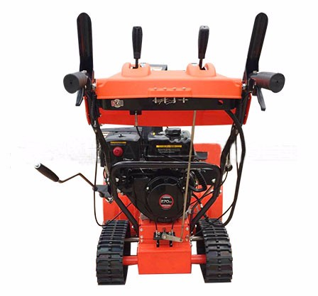 Comfortable Price snow thrower