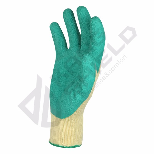 Best Latex coated gloves