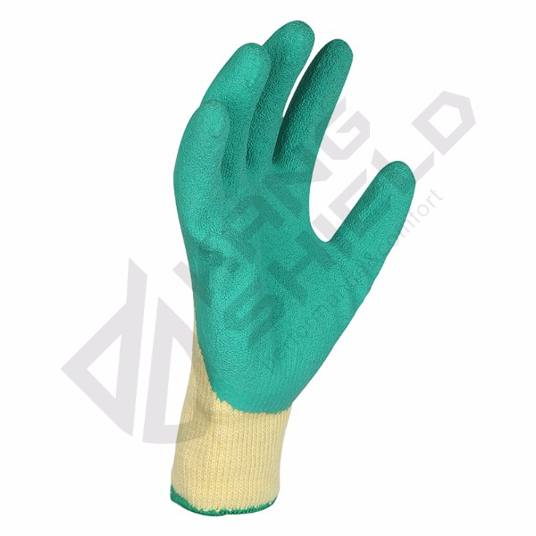 Latex coated gloves Reasonable Price