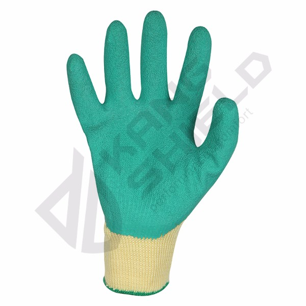 Latex coated gloves Factory Direct