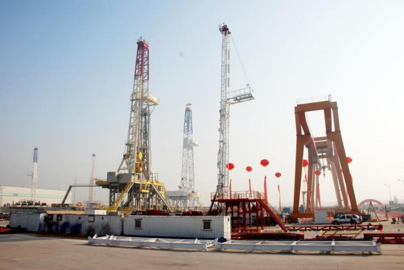 High Class Quality drilling rig 2000PH