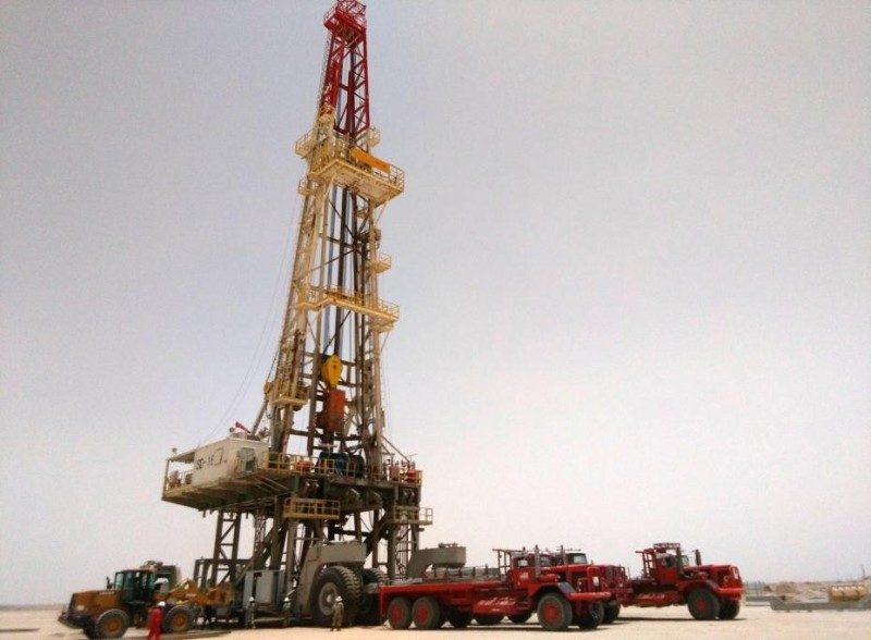 drilling rig 3000PH High Quality
