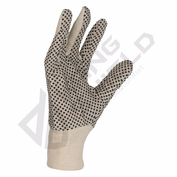 PVC dots gloves Perfect Quality