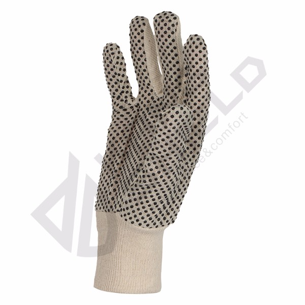 PVC dots gloves Best Quality