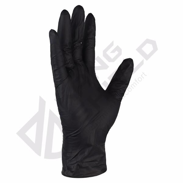 Nitrile light black gloves On-line Order