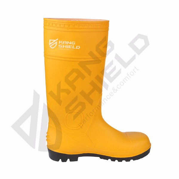 PVC safety boots Professional Manufacturer