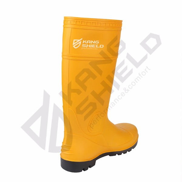 Excellent Quality PVC safety boots