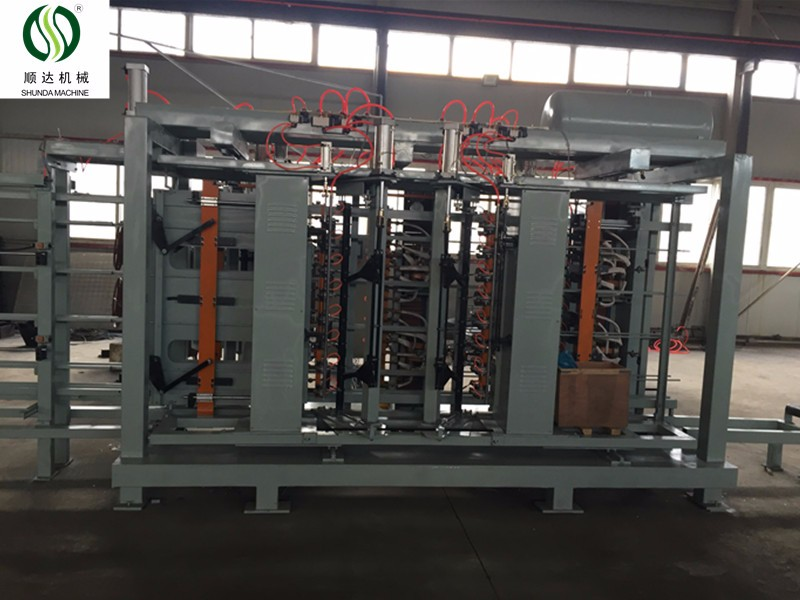 EPS mesh wire panel production line