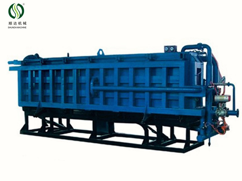 EPS block machine