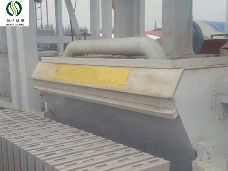 china OEM gypsum block machine