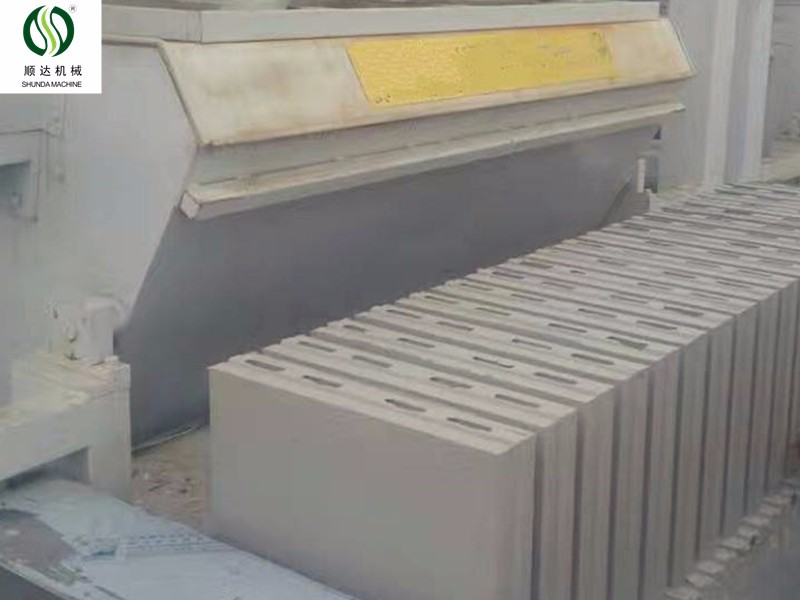 china Wholesale Price gypsum block machine