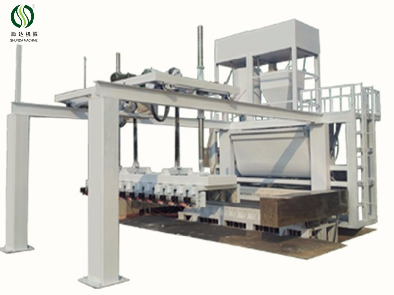 On Sale gypsum block machine