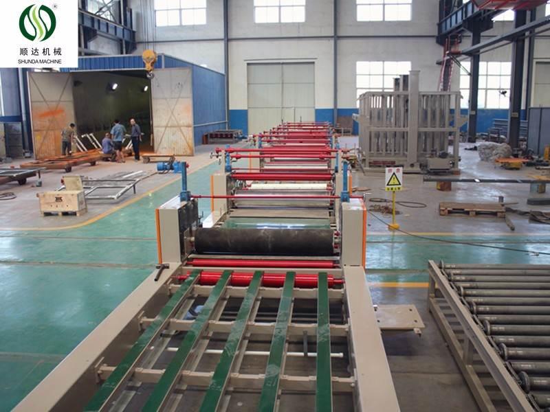 Good Wholesaler MGO panel making machine