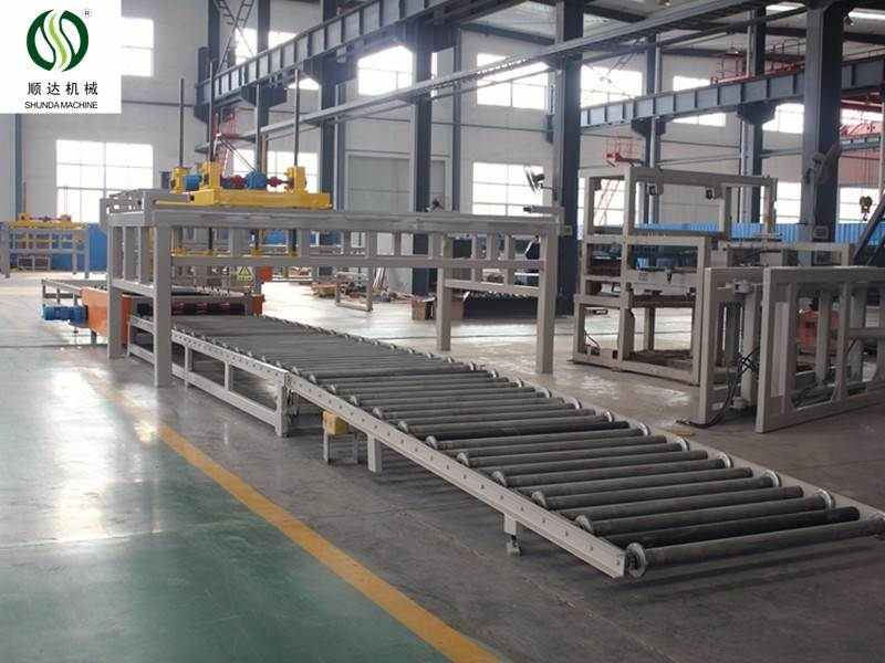 made in china Good Supplier mgo panel making machine