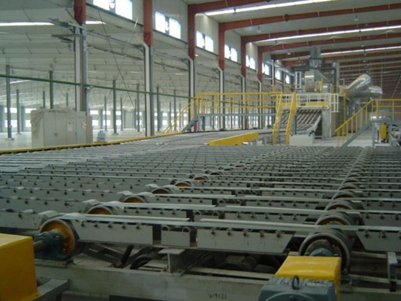 china Affordable Price paper faced gypsum board production line