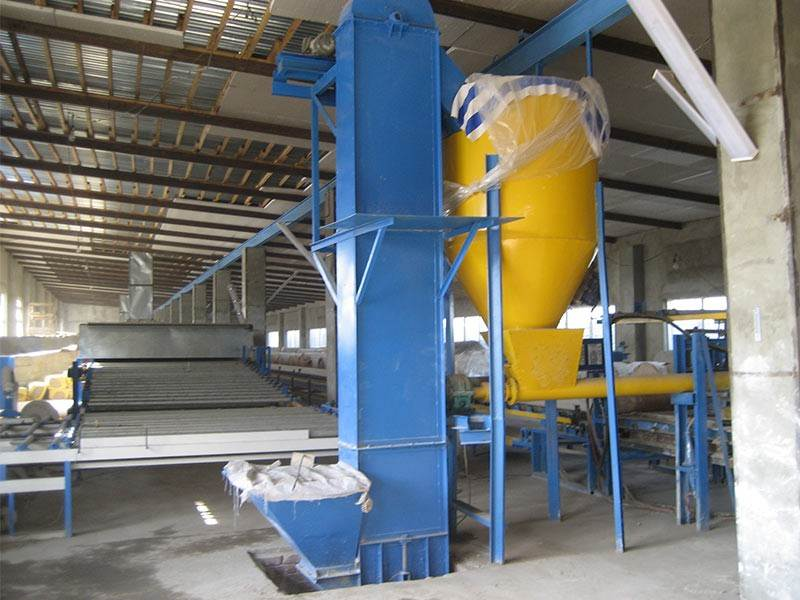 made in china used gypsum board production line Fast Delivery