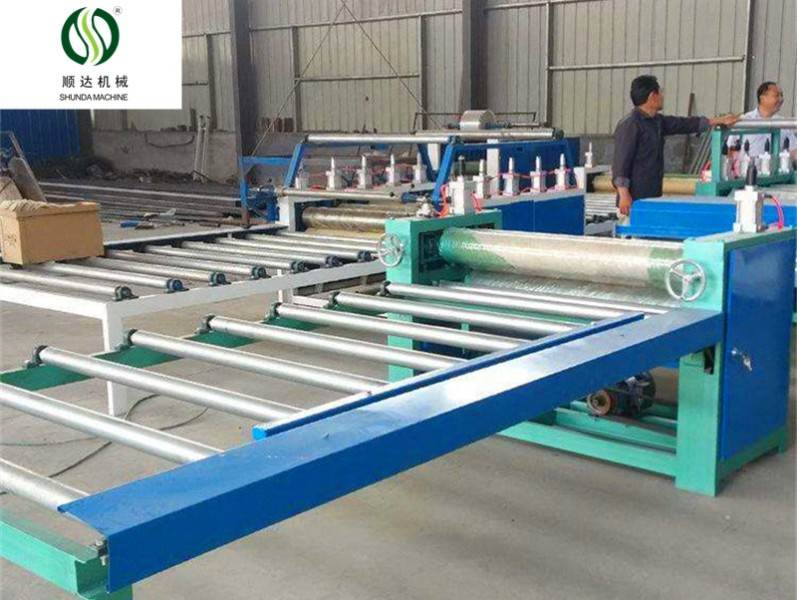 gypsum board machine