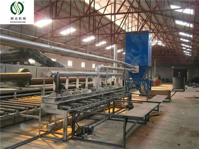 china gypsum board machine