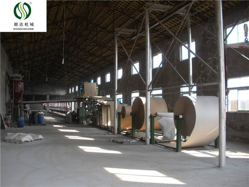 china Professional Supplier gypsum board machine