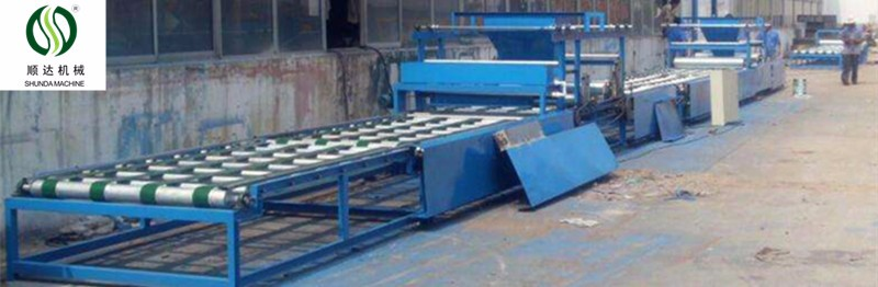 made in china Factory Direct mgo board machine
