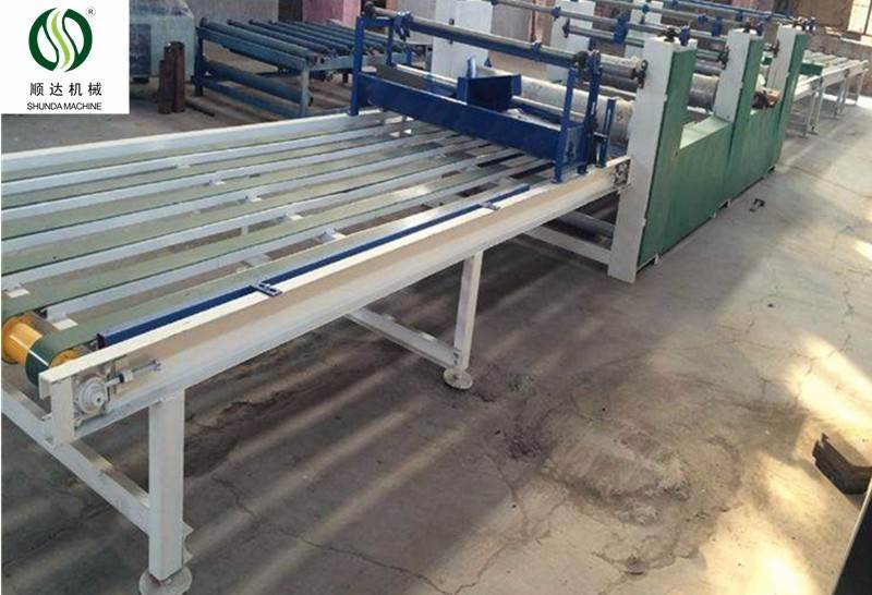 made in china mgo board machine