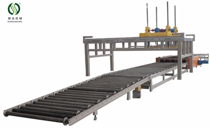 made in china Fast Delivery mgo board production line