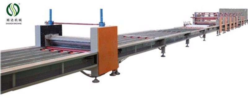china High Quality magnesium oxide board production line