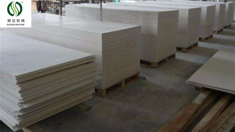 made in china Good Supplier magnesium oxide board production line