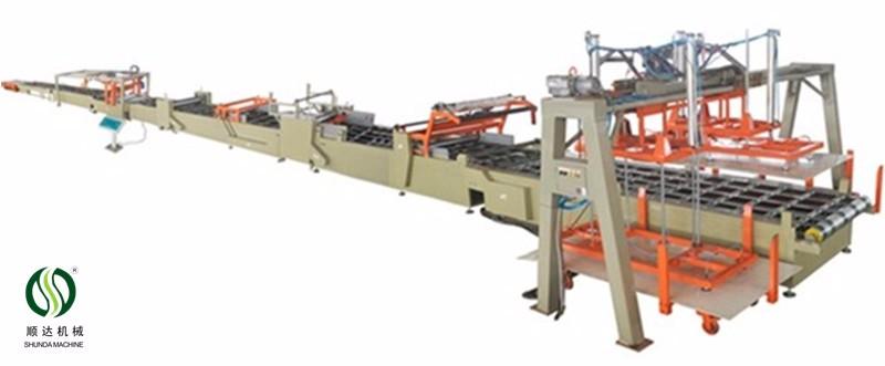 china Good Supplier mgo board machine