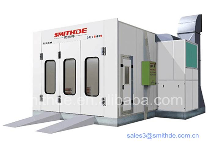 spray booth Affordable Price