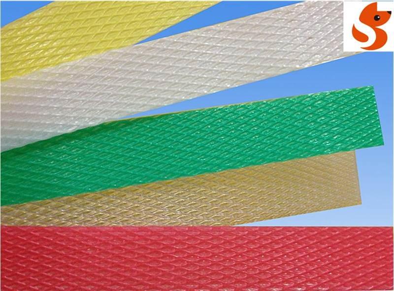 china Precut polypropylene strap
