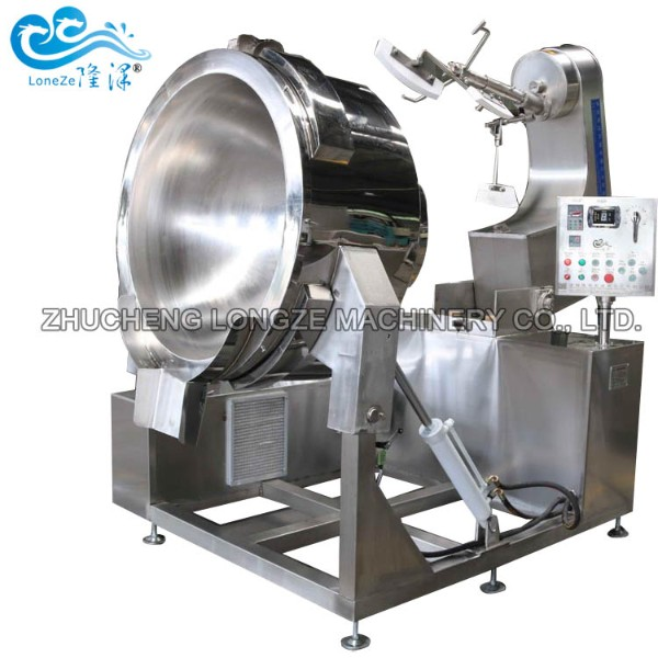 Automatic Electro Induction Cooking Kettles