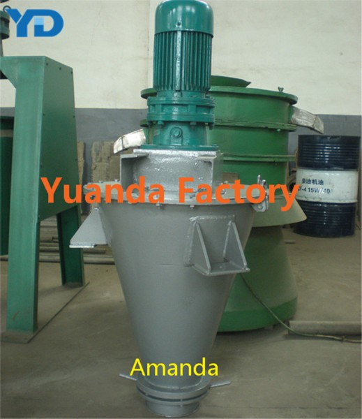 Hot sale chemical industrial conical powder mixer