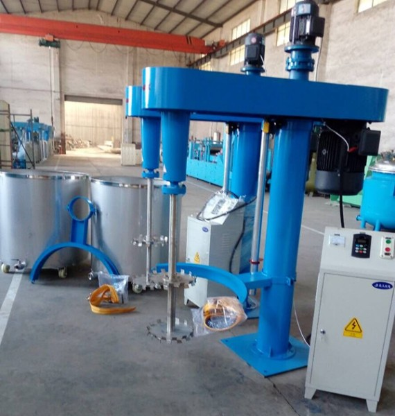 Fine Quality Paint High Speed Disperser