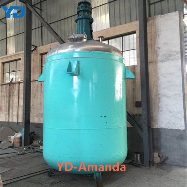 Glue Stainless Steel Reaction Vessel