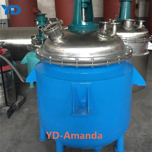 Popular Glue Stainless Steel Reaction Vessel