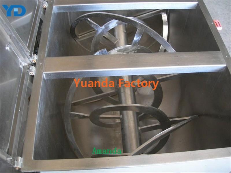 Soap powder mixing machine
