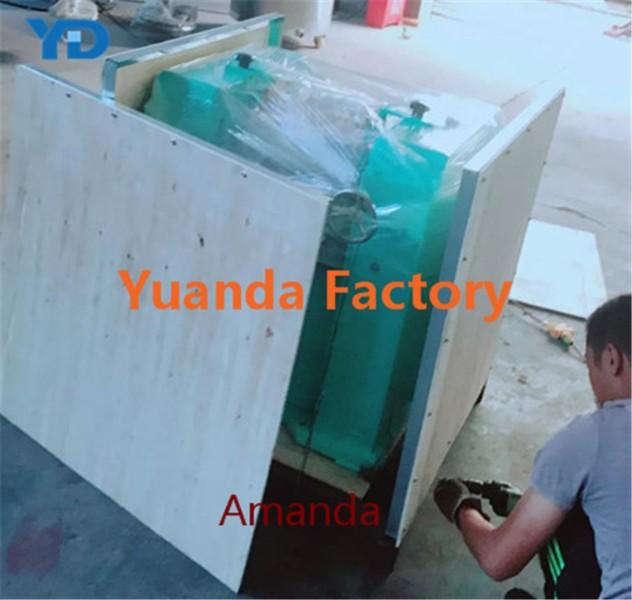 Paint grinding machine