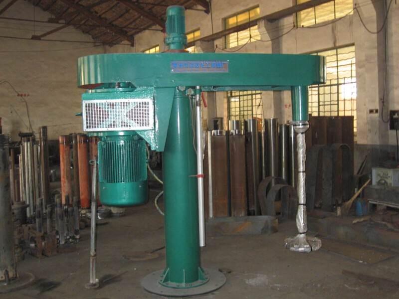 High quality dispersing machine