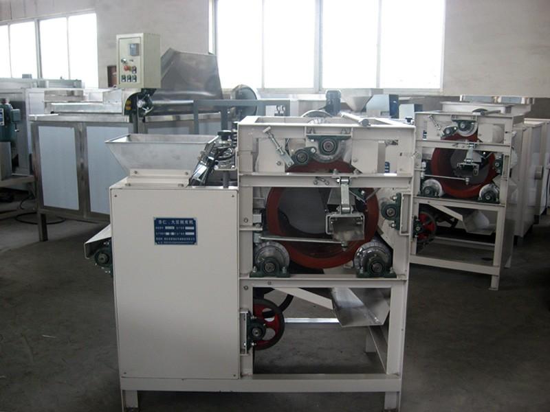 DTJ Almond Peeling Machine
