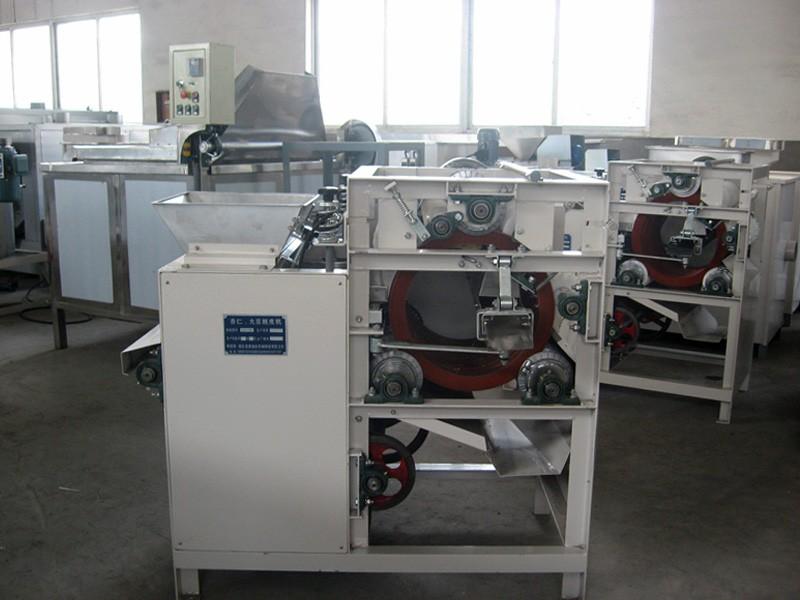 DTJ Chickpea peeling machine