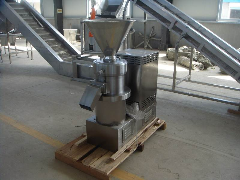 CIF Price Peanut Butter Grinding Machine