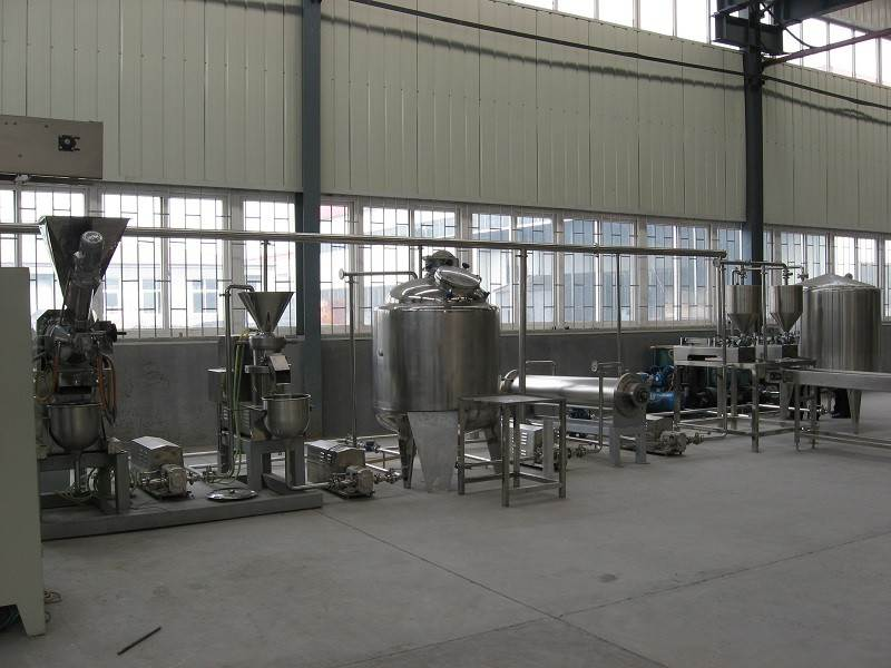 Peanut butter processing line Best Manufacturer
