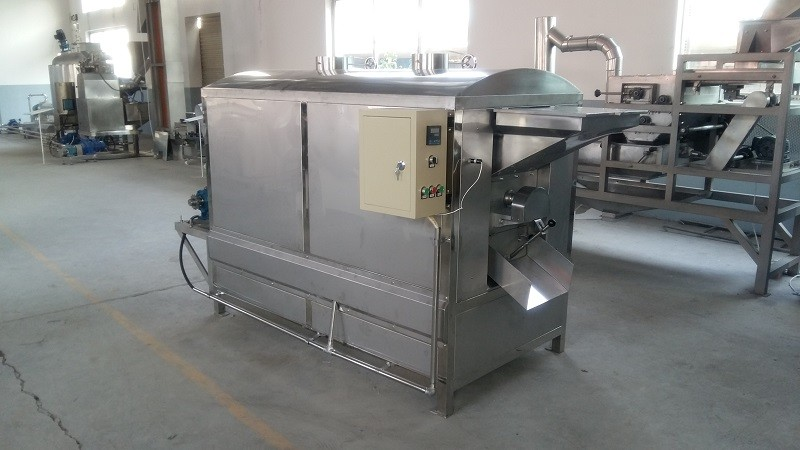 Reasonable Price Drum peanut roaster