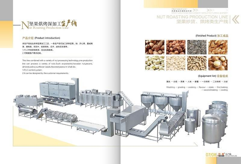 Good Supplier Nut roaster
