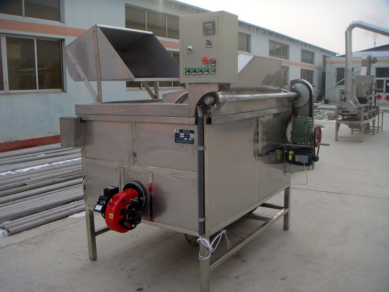 Batch Frying Machine